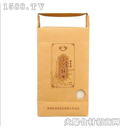 仁常好米稻花香大米2.5kg