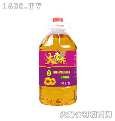 大掌柜纯香食用植物调和油5升
