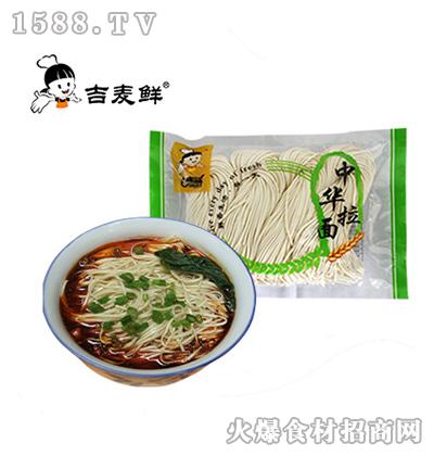 吉麦鲜中 华拉面-500g