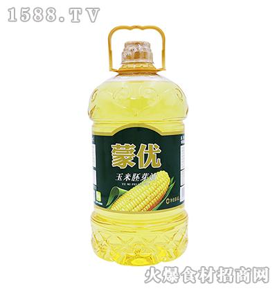 蒙优玉米油4L