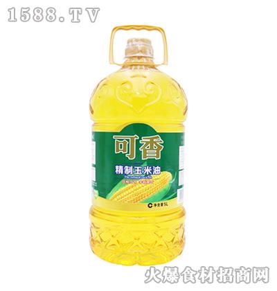 蒙优可香精制玉米油5L