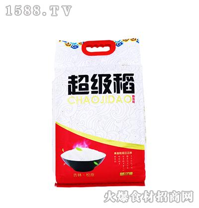 蒙优甄帝稻超级稻5kg