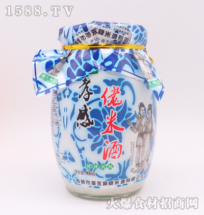 八埠村孝感佬米酒-900g
