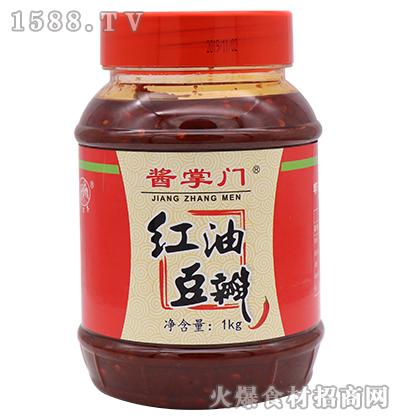 酱掌门红油豆瓣-1kg
