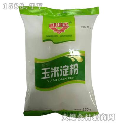 盛世佳宝玉米淀粉350克