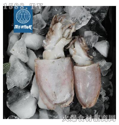 凯洋世界海鲜墨鱼300g