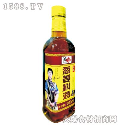 鸿浩葱姜料酒500ml