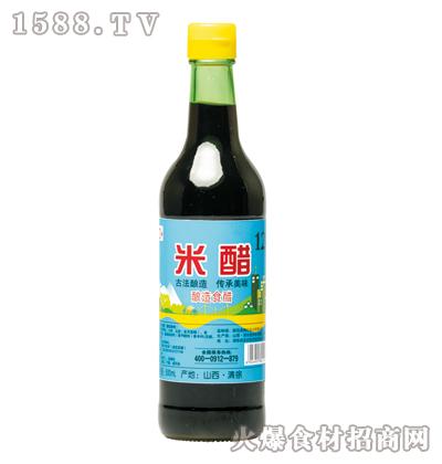 鸿浩米醋500ml