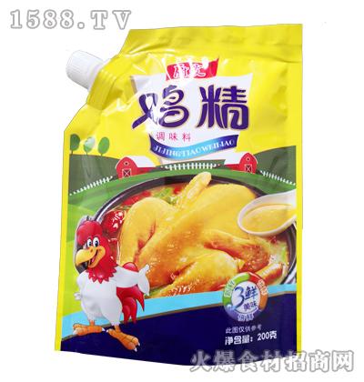 厨发鸡精200克