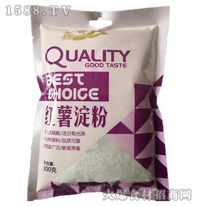 鑫香园红薯淀粉300g