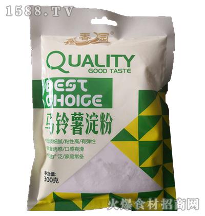 鑫香园马铃薯淀粉300g