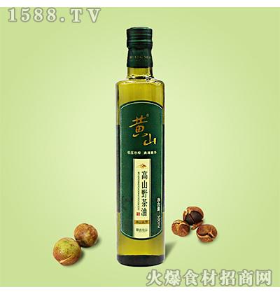 黄山高山野茶油500ml