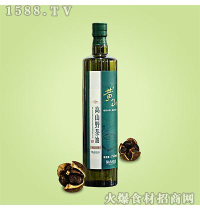 黄山高山野茶油750ml