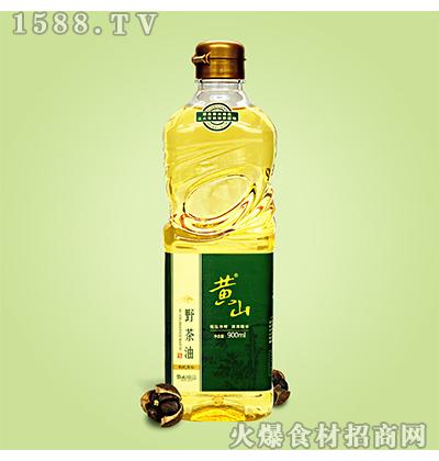 黄山野茶油900ml