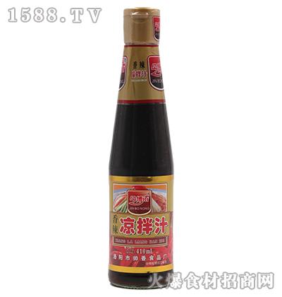 今博浓香辣凉拌汁410ml