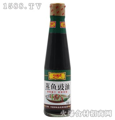 今博浓蒸鱼豉油410ml
