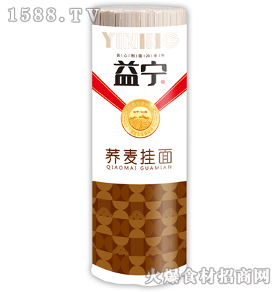 益宁荞麦挂面