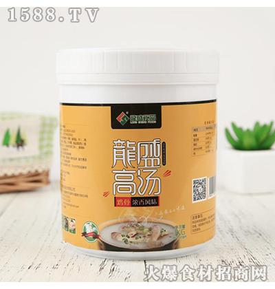 龙盛高汤(鸡骨浓香风味)1kg