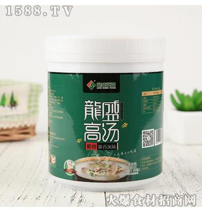 龙盛高汤(猪骨浓香风味)1kg