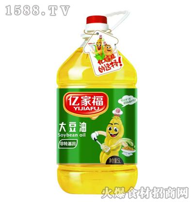 亿家福-大豆油(非转基因)5L