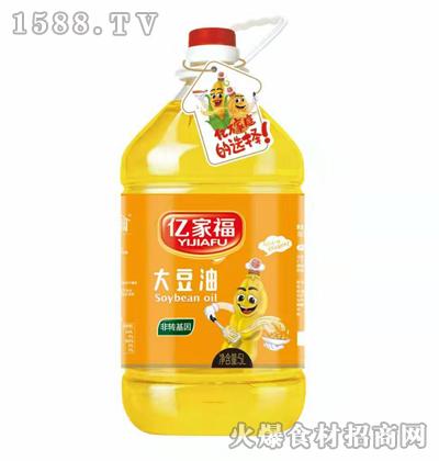 亿家福-大豆油5L