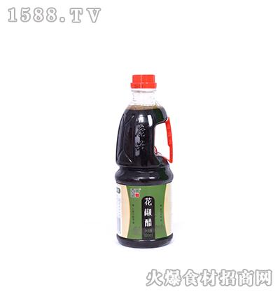 西口甜花椒醋800ml