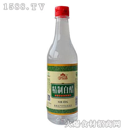 伊品斋-精制白醋420ml