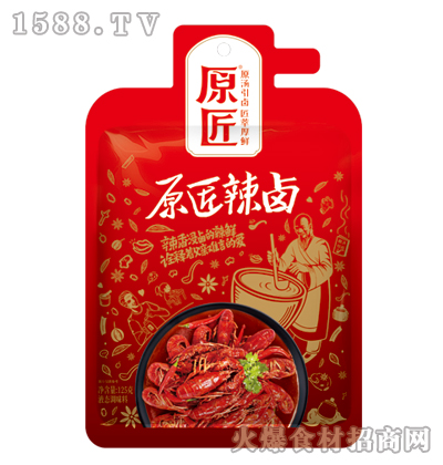 原匠辣卤(液态调味料)125克