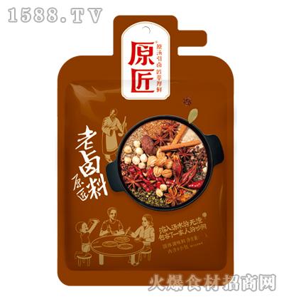 原匠老卤料(固态调味料)80克