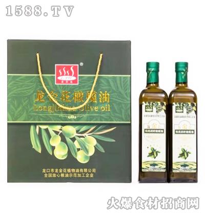 龙金花特级初榨橄榄油