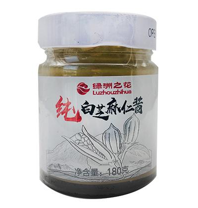 �G洲之花-�白芝麻仁�u180g