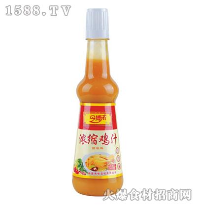 今博浓-浓缩鸡汁560g