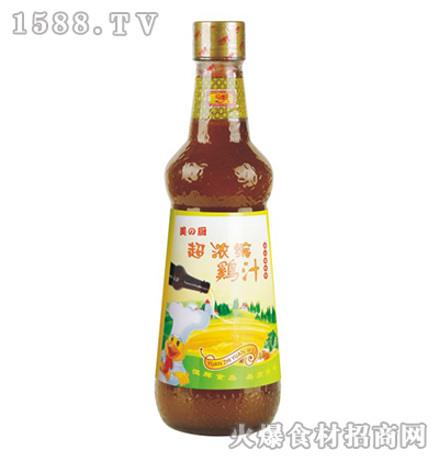 美厨超浓缩鸡汁520g