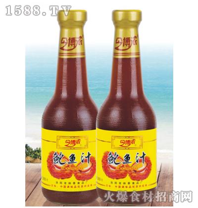 今博浓鲍鱼汁380g