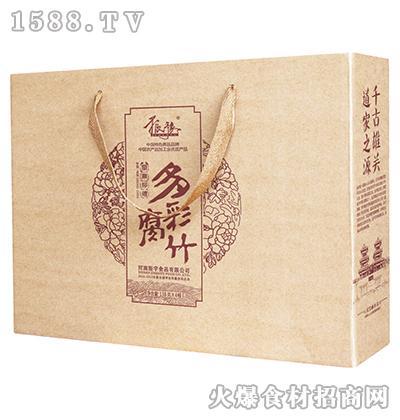 振豫多彩腐竹礼盒138g*4桶