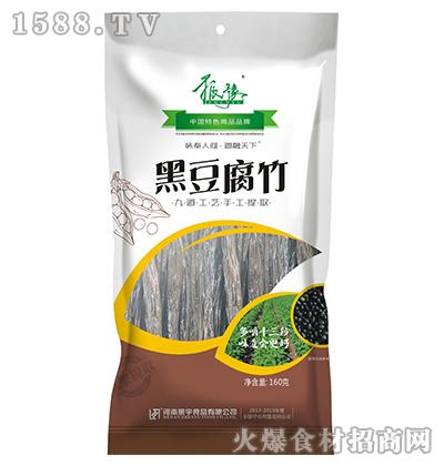 振豫黑豆腐竹160g