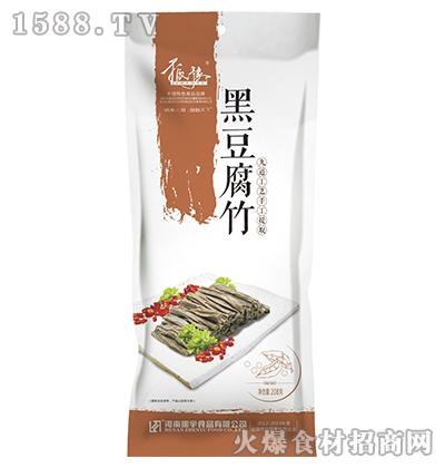 振豫黑豆腐竹208g