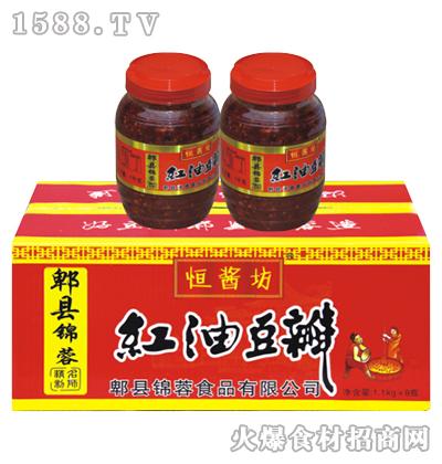 恒酱坊-红油豆瓣礼盒8.8kg