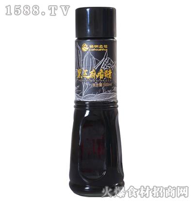 绿洲之花-黑芝麻香醋500ml