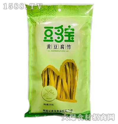 豆多宝黄豆腐竹205g