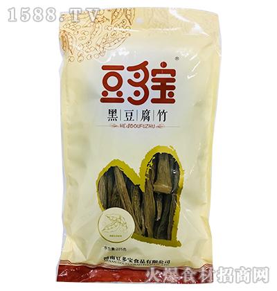 豆多宝黑豆腐竹205g