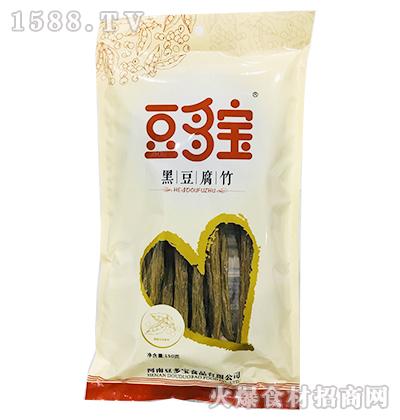 豆多宝黑豆腐竹150g