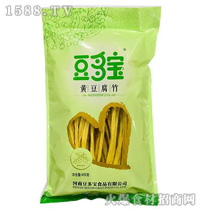 豆多宝黄豆腐竹405g