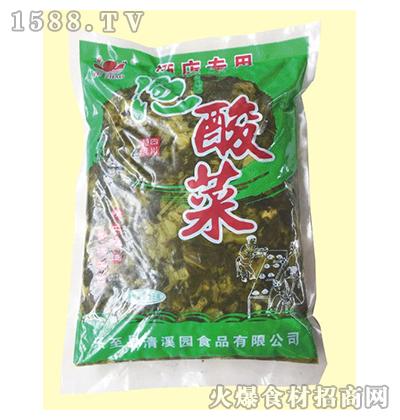 普照泡酸菜2.5kg