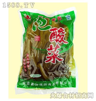 普照-泡酸菜2.5kg