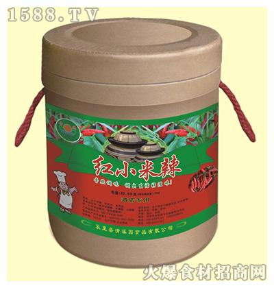 普照红小米辣22.5kg