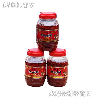 恒坤郫县红油豆瓣750g