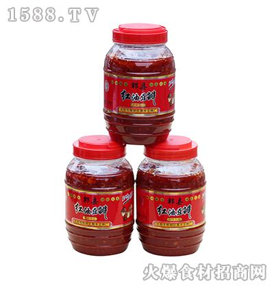 恒坤郫县红油豆瓣1.1kg