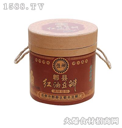 恒坤-郫县红油豆瓣桶装
