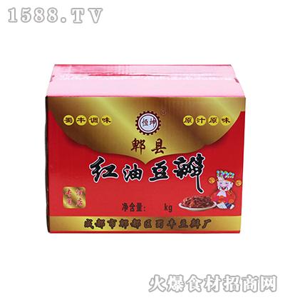 恒坤郫县红油豆瓣箱装酒店专用